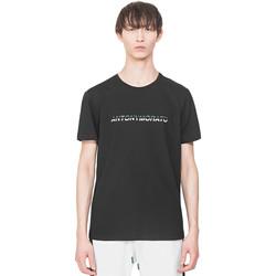 Oblečenie Muži Tričká s krátkym rukávom Antony Morato MMKS01754 FA100144 čierna