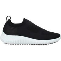 Topánky Muži Slip-on IgI&CO 5123800 čierna