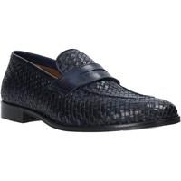 Topánky Muži Mokasíny Rogers 1012_5IN Modrá