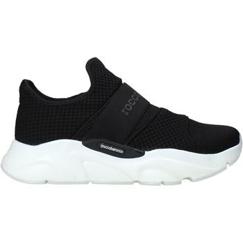 Topánky Muži Módne tenisky Rocco Barocco N18 čierna