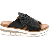 Topánky Ženy Šľapky Grunland CI2872 čierna