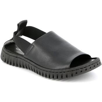 Topánky Ženy Sandále Grunland SA2538 čierna