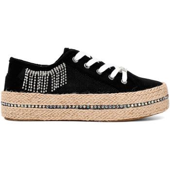 Topánky Ženy Nízke tenisky Café Noir DG934 čierna