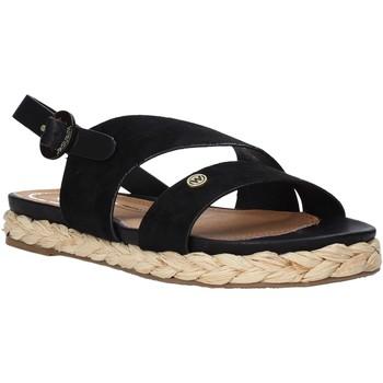 Topánky Ženy Espadrilky Wrangler WL01502A čierna