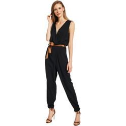 Oblečenie Ženy Módne overaly Gaudi 011BD25045 čierna
