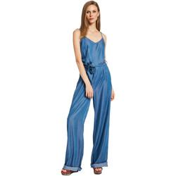 Oblečenie Ženy Módne overaly Gaudi 011BD26038 Modrá