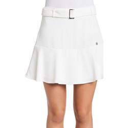 Oblečenie Ženy Sukňa Gaudi 011BD75001 Biely