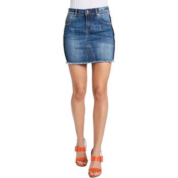 Oblečenie Ženy Sukňa Gaudi 011BD76001 Modrá