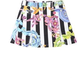 Oblečenie Ženy Sukňa Versace A9HVB308SN103003 Biely