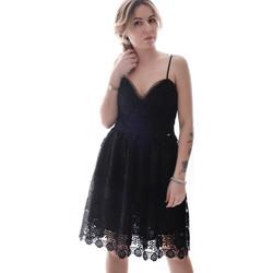 Oblečenie Ženy Krátke šaty Fracomina FR20SP531 čierna