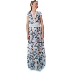 Oblečenie Ženy Dlhé šaty Fracomina FR20SP432 Modrá