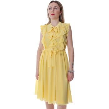 Oblečenie Ženy Krátke šaty Fracomina FR20SP536 žltá