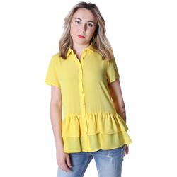 Oblečenie Ženy Košele a blúzky Fracomina FR20SP039 žltá