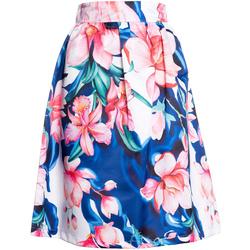 Oblečenie Ženy Sukňa Fracomina FR20SP070 Modrá
