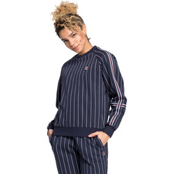 Oblečenie Ženy Mikiny Fila 687651 Modrá