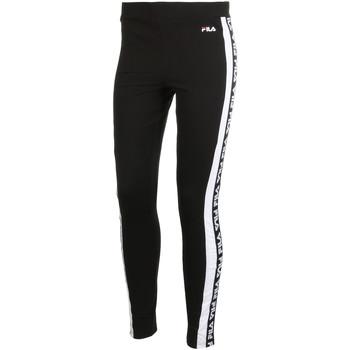 Oblečenie Ženy Legíny Fila 687690 čierna
