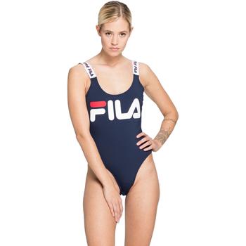 Oblečenie Ženy Plavky jednodielne Fila 687733 Modrá