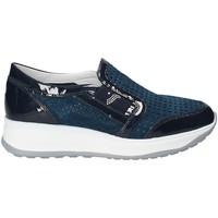 Topánky Ženy Slip-on Susimoda 4782 Modrá