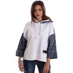 Oblečenie Ženy Mikiny Versace B6HVB791SN900904 Biely