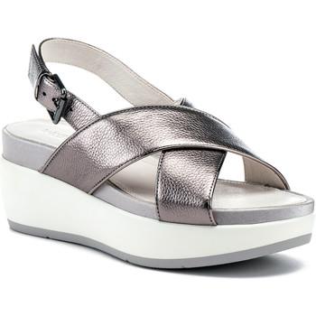 Topánky Ženy Sandále Lumberjack SW27006 009 O16 Striebro