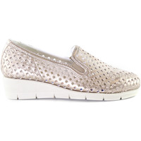 Topánky Ženy Slip-on Susimoda 4805 Béžová