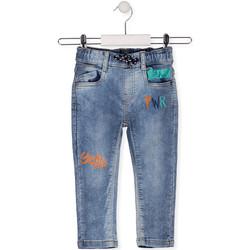 Oblečenie Deti Rifle Slim  Losan 015-6022AL Modrá