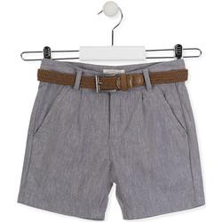 Oblečenie Deti Šortky a bermudy Losan 015-9790AL Šedá