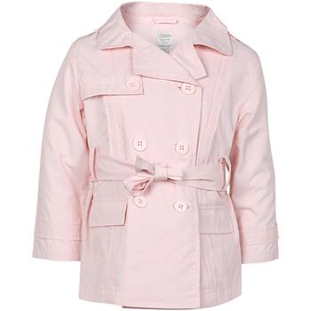 Oblečenie Deti Kabáty Losan 016-2790AL Ružová