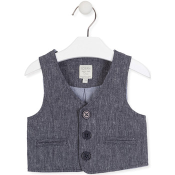 Oblečenie Deti Cardigany Losan 017-2790AL Modrá