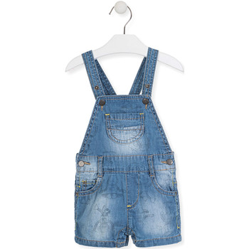 Oblečenie Deti Módne overaly Losan 017-9006AL Modrá