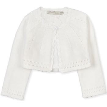 Oblečenie Deti Cardigany Losan 018-5790AL Biely