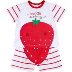 Oblečenie Deti Komplety a súpravy Chicco 09076381000000 Biely