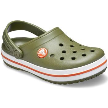 Topánky Deti Nazuvky Crocs 204537 Zelená