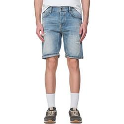 Oblečenie Muži Šortky a bermudy Antony Morato MMDS00068 FA700115 Modrá