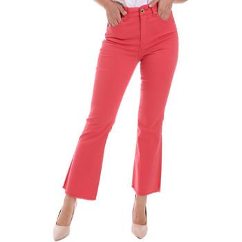 Oblečenie Ženy Rifle Bootcut  Gaudi 011BD25017 Červená