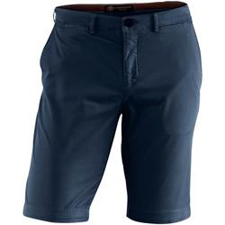 Oblečenie Muži Šortky a bermudy Lumberjack CM80647 002 602 Modrá