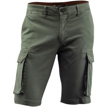 Oblečenie Muži Šortky a bermudy Lumberjack CM80747 002 602 Zelená