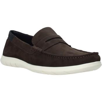 Topánky Muži Mokasíny Impronte IM01083A Hnedá
