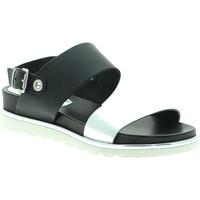 Topánky Ženy Sandále Mally 5786 čierna