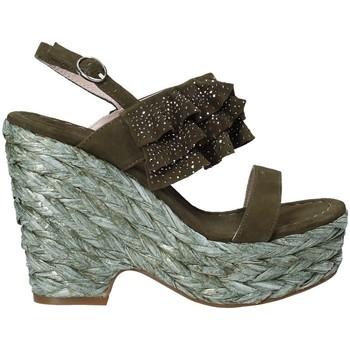 Topánky Ženy Sandále Alma En Pena V18350 Zelená