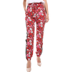 Oblečenie Ženy Padavé nohavice Gaudi 011BD25032 Červená