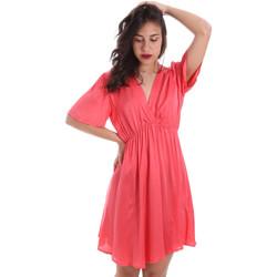 Oblečenie Ženy Krátke šaty Gaudi 011FD15061 Ružová