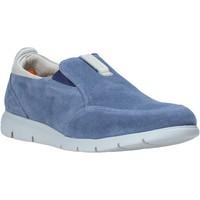 Topánky Muži Slip-on Impronte IM01001A Modrá