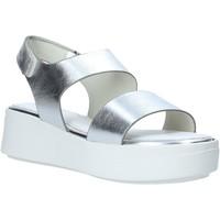 Topánky Ženy Sandále Impronte IL01527A Striebro
