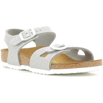 Topánky Deti Sandále Birkenstock 831783 Striebro