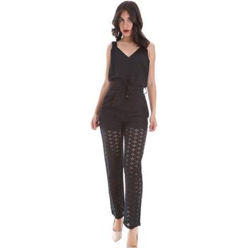 Oblečenie Ženy Módne overaly Gaudi 011FD25009 čierna