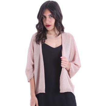 Oblečenie Ženy Cardigany Gaudi 011FD53010 Ružová