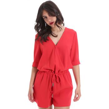 Oblečenie Ženy Módne overaly Gaudi 011BD25029 Červená