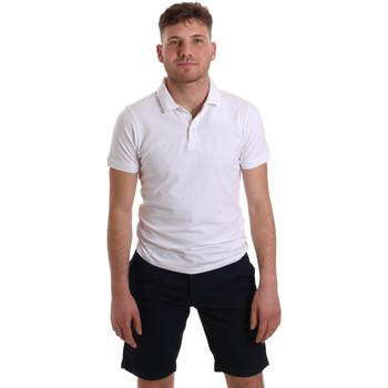 Oblečenie Muži Polokošele s krátkym rukávom Sseinse ME1517SS Biely