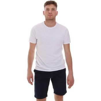 Oblečenie Muži Tričká s krátkym rukávom Sseinse ME1566SS Biely